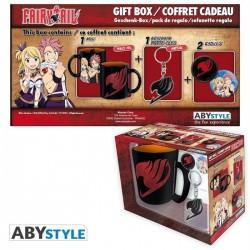Coffret Cadeau Fairy Tail