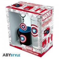 Coffret Cadeau Avengers