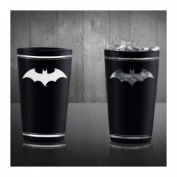 Verre Batman Thermosensible