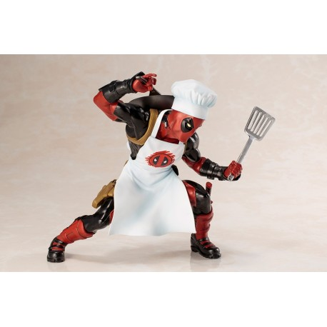 Deadpool Cooking ARTFX+