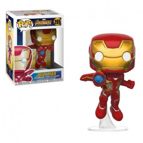 Figurine FUNKO POP Avengers Infinity War : Iron Man