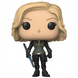Figurine FUNKO POP Avengers Infinity War : Black Widow