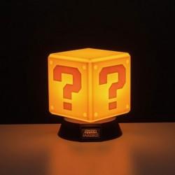 Lampe Mario 3D : Question Block