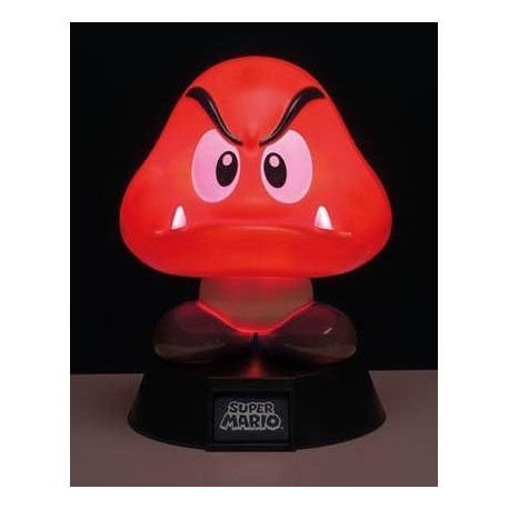 Lampe Mario 3D : Goomba
