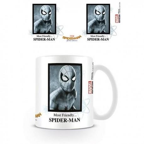 Spiderman Most Friendly MUG
