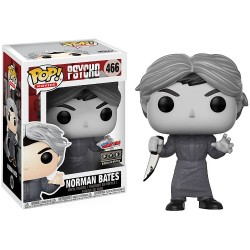 Figurine FUNKO POP Psychose : Norman Bates Exclusive