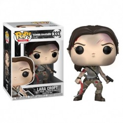 Figurine FUNKO POP Tomb Raider : Lara Croft