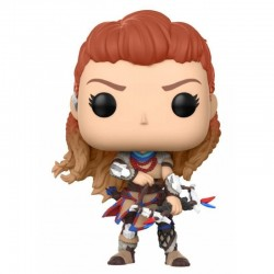 Figurine FUNKO POP Horizon : Aloy