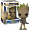Figurine FUNKO POP Avengers Infinity War : Groot