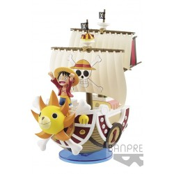 ONE PIECE MEGA WORLD COLLECTABLE FIGURE SPECIAL!! - Thousand Sunny