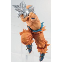 DRAGONBALL SUPER BANPRESTO WORLD FIGURE COLOSSEUM SPECIAL - SON GOKU (New form)