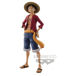 ONE PIECE Grandista -THE GRANDLINE MEN - MONKEY.D.LUFFY