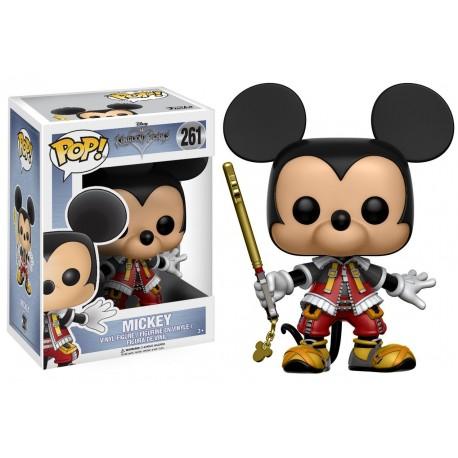 Figurine FUNKO POP Kingdom Hearts : Mickey