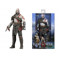 God Of War 4 Kratos