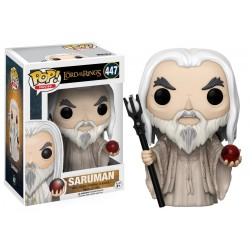 Figurine POP FUNKO Lord Of The Rings : Saruman