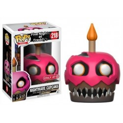Figurine POP FUNKO 5 Nights at Freddy's : Nightmare Cupcake