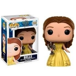 Figurine POP FUNKO Disney : Belle