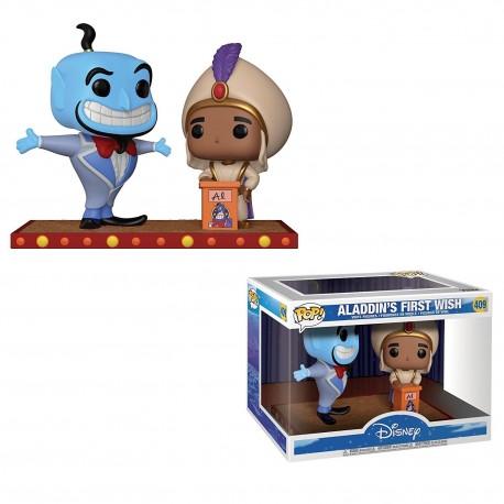 Figurine POP FUNKO Diney Aladin : First Wish