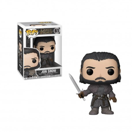 Figurine POP FUNKO Game Of Thrones : Jon Snow
