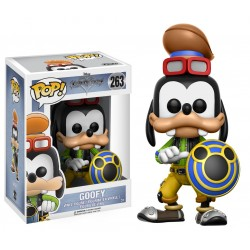 Figurine FUNKO POP Kingdom Hearts : Goofy