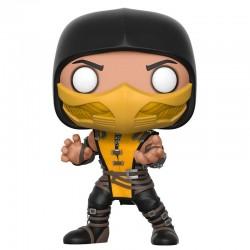 Figurine FUNKO POP Mortal Kombat : Scorpion