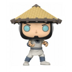 Figurine FUNKO POP Mortal Kombat : Raiden