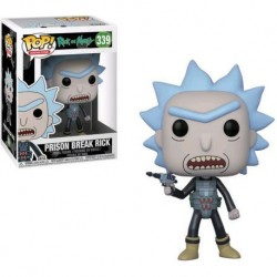 Figurine FUNKO POP Rick & Morty : Prison Break Rick