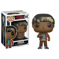 Figurine FUNKO POP Stranger Things : Lucas