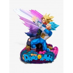DRAGON BALL SUPER - SUPER MASTER STARS DIORAMA II VEGETA & TRUNKS -The Brush II