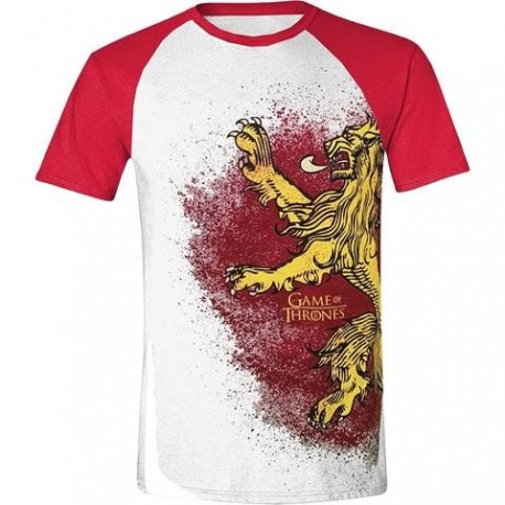 TSHIRT Game Of Thrones : Lannister