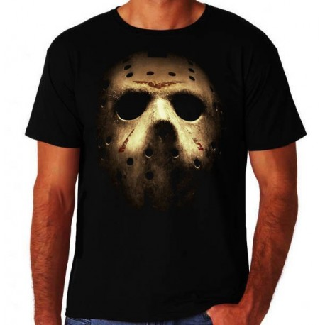 TSHIRT Jason's Mask Vendredi 13