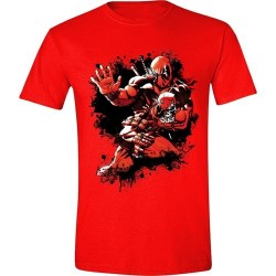 T-SHIRT Deadpool Jump