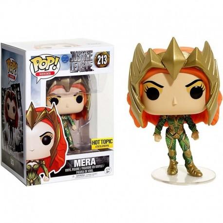 Figurine FUNKO POP Justice League : Mera Exclusive