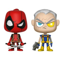 Figurine Vynl : Deadpool & Cable