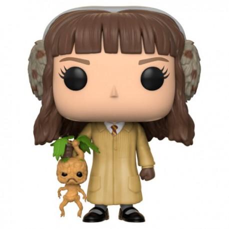 Figurine FUNKO POP Harry Potter : Hermione Herbologie