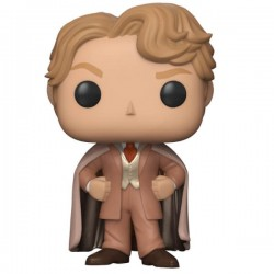 Figurine FUNKO POP Harry Potter : Gilderoy Lockhart