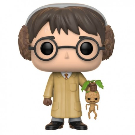 Figurine FUNKO POP Harry Potter : Harry Potter Herbologie