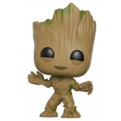 Figurine FUNKO POP Guardians Of The Galaxy : Groot Young
