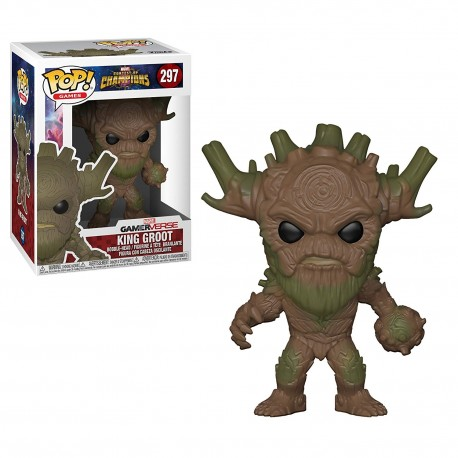Figurine FUNKO POP Contest Of Champions : King Groot