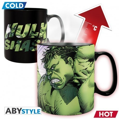 MUG heat Change Hulk