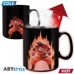 MUG Heat Change DBZ Goku