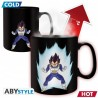 MUG Heat Change DBZ Vegeta