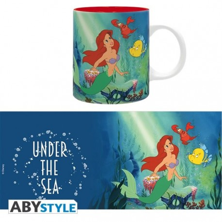 MUG Disney Ariel Under The Sea