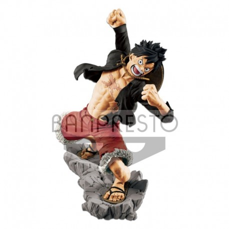 Monkey. D. Luffy 20Th Figure