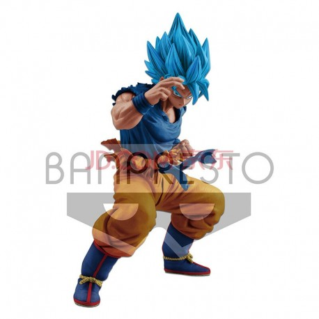 Dragon Ball Super Masterlise Super Saiyan God Super Saiyan Son Goku Figure