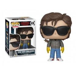 Figurine FUNKO POP Stranger Things : Steve