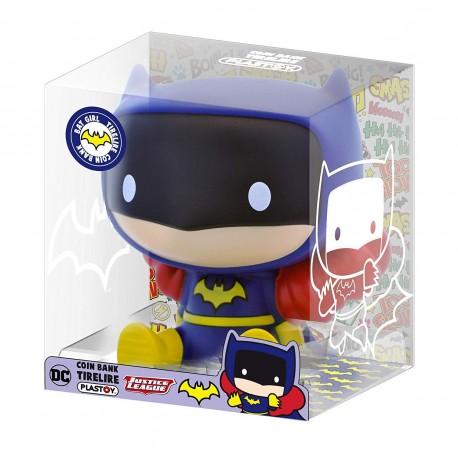 Tirelire Plastoy Batgirl