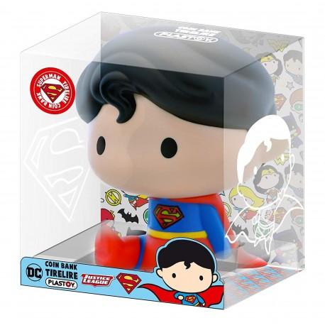Tirelire Plastoy Superman