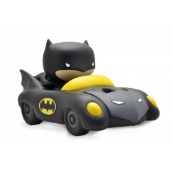 Tirelire Plastoy Batman & Batmobile