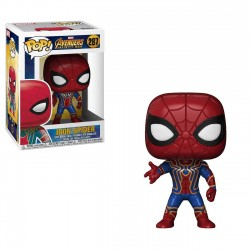 Figurine FUNKO POP Avengers Infinity War : Iron Spider